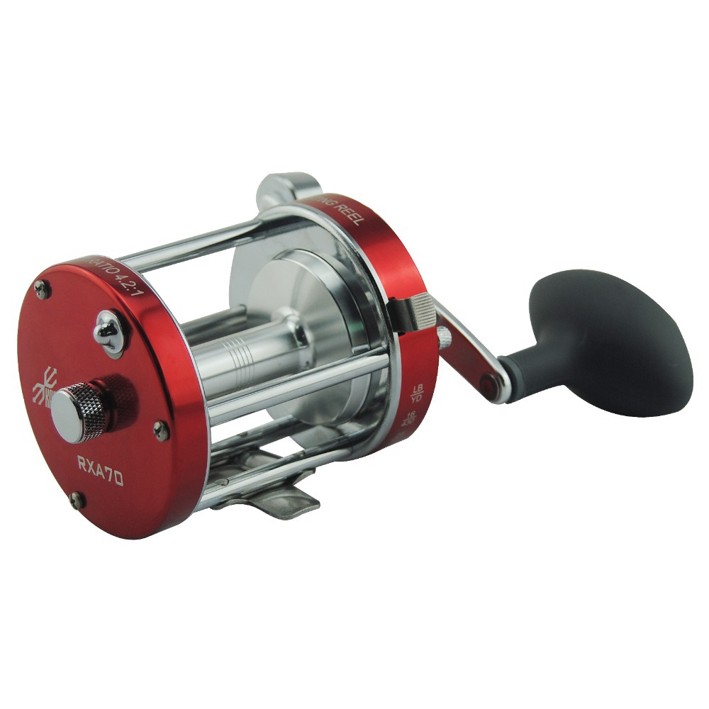 High quality fishing tackle fishing reel rxa70l left for Left handed fishing reels
