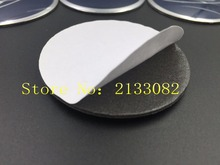 car decoration 4pcs 56.5mm Wheel Center Hub Caps Emblem Silver Badge Decals Stickers for ford car styling