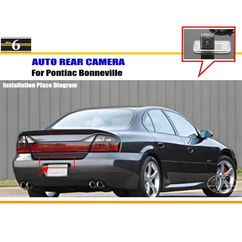 For Pontiac Bonneville / Firefly / Pursuit / Vibe - Car Rear View Camera / Back Up Reverse Parking Camera / HD CCD NTSC Rearview(China (Mainland))