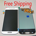 High Quality White LCD Display Digitizer Touch Screen Glass Replacement Assembly for S4 IV I9500 I9505