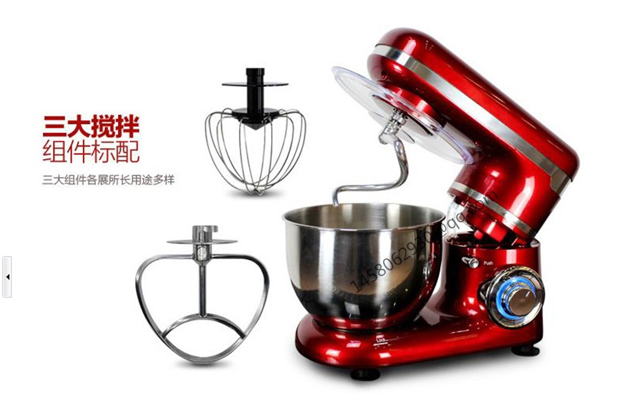 high efficiency automatic electric spiral dough mixer cake pizza bread meat egg biscuit flour dough mixer <br><br>Aliexpress