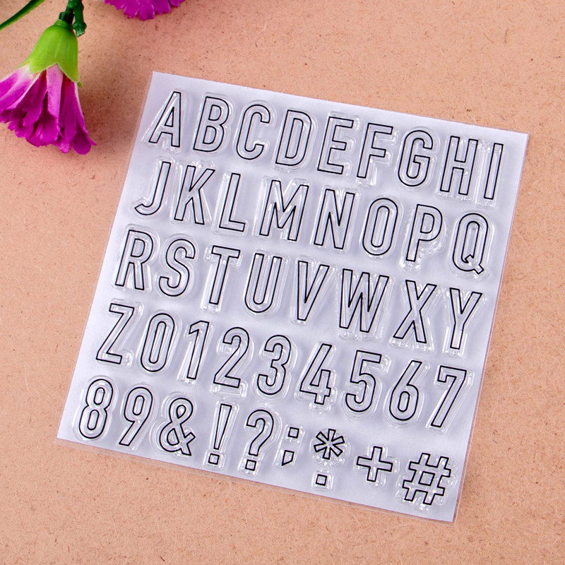 scrapbooking letters free