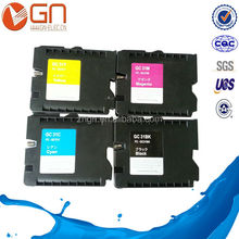 Promotion products 4Pcs (1set) Compatible for RICOH Sublimation INK GC31 GC-31 Ink Cartridge compatible for Ricoh Gx e3300