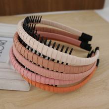 fashion korean 2015 new sale plastic woman hair accessories hairband headwear free shipping wholesale