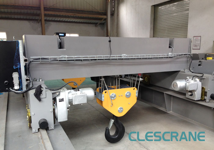 CH Series Low Headroom Electric Hoist for Double Girder Crane(China (Mainland))