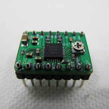 DIY 3D Printer Parts A4988 Stepping Motor Driver Reprap 3D Consumable 3D Printer Accessories Green Edition