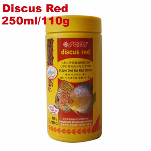 Discus red 110g