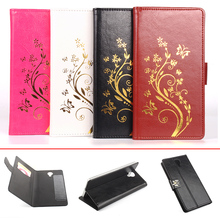 Doogee Homtom HT7 Case 5.5 inch Leather Wallet Stand Flip Case Luxury Back Cover PU Leather Case For Homtom HT7 Pro