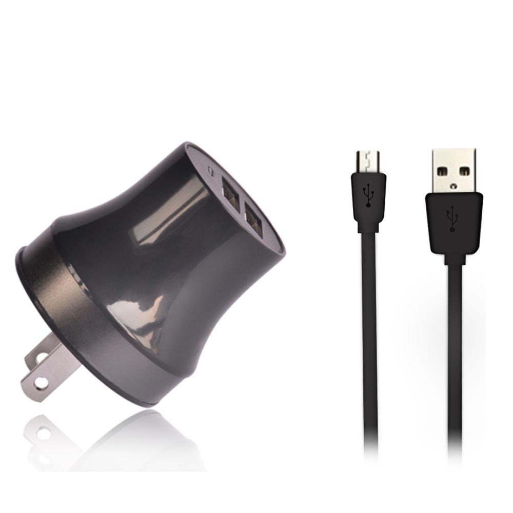 Зарядное устройство для мобильных телефонов Travel charger 2.1a Usb Apple Android samsung nokia wall charger ubear 2 usb wall charger 3 4 а white cетевое зарядное устройство