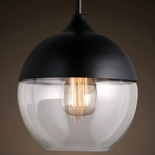 modern pendant lights glass lamp dining room lighting fixture with