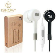 Hot Selling Xiaomi Earphone Headphone Headset For XiaoMI M2 M1 1S Samsung iPhone MP3 MP4 With Remote And MIC