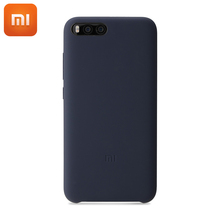 Buy Original Xiaomi Mi 6 Cases Silicone protection Case Cover Xiaomi Mi6 High for $10.98 in AliExpress store
