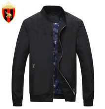 Buy RICHARD ROGER 2017 spring autumn new men's jacket Men baseball collar casual fashion pure color simple jackets coat for $29.99 in AliExpress store