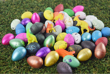 Buy 36PCS/set Magic Water Growing Dino Egg Hatching Colorful Dinosaur Add Cracks Grow Eggs Cute Children Kids Toy For Boys for $6.79 in AliExpress store