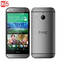 "Unlocked HTC one M8 Original cell phones Quad-Core 2G RAM 32GB ROM Android 4.4 WIFI 5.0"" IPS GSM 3G LTE network free shipping"