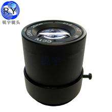 "Buy 25mm CCTV IR CS metal Lens CCTV video cameras,support CS mount,1/3"" format,F1.2, fixed Iris,manual focus for $8.50 in AliExpress store"