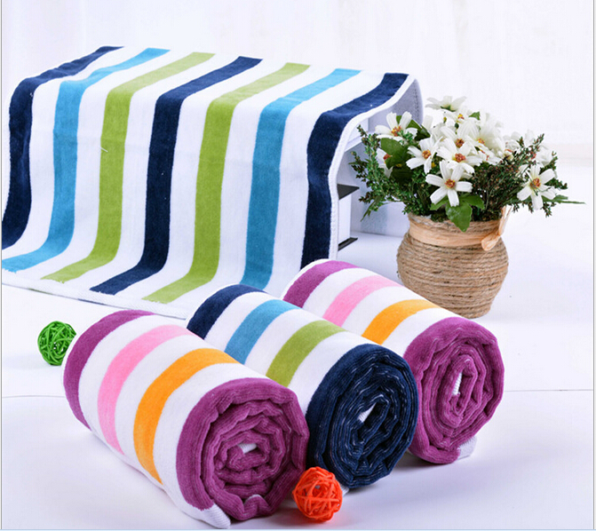 75*35 cm bathroom cheap Beach Towels for adutls hand towels 2015 1pc 100% cotton printed adults Face Towel(China (Mainland))