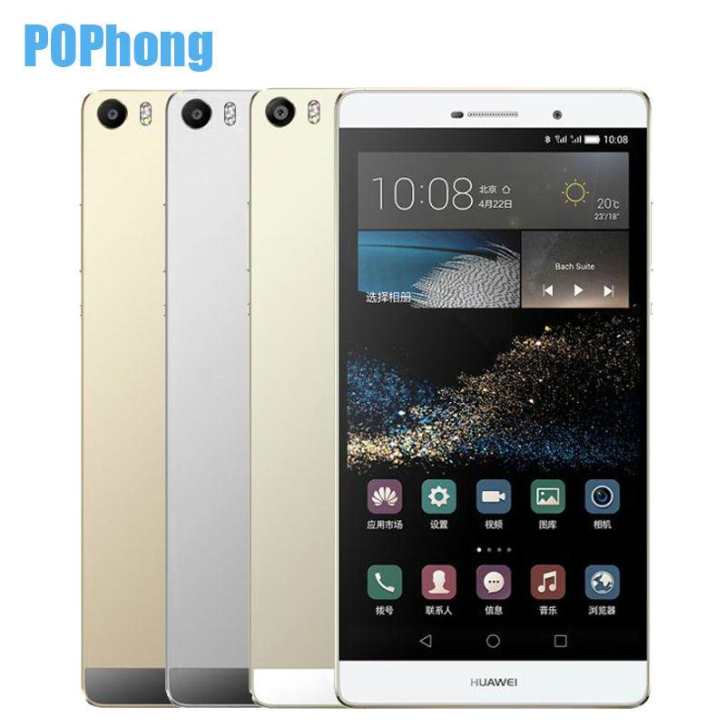 Original Huawei P8 Max 4G LTE Mobile Phone DAV-703L Kirin935 Octa Core 3GB RAM 64GB ROM 6.8 Inch 1920x1080px 4360mAh Android 5.0(China (Mainland))