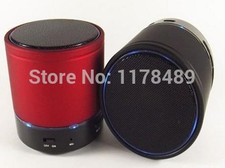 good sound mini Portable Stereo Bass Digital portable music radio Mirco audio computer outdoor mini wireless Bluetooth speaker(China (Mainland))