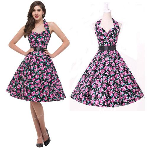 Plus Size 50\'S Style Dresses Canada - Plus Size Tops