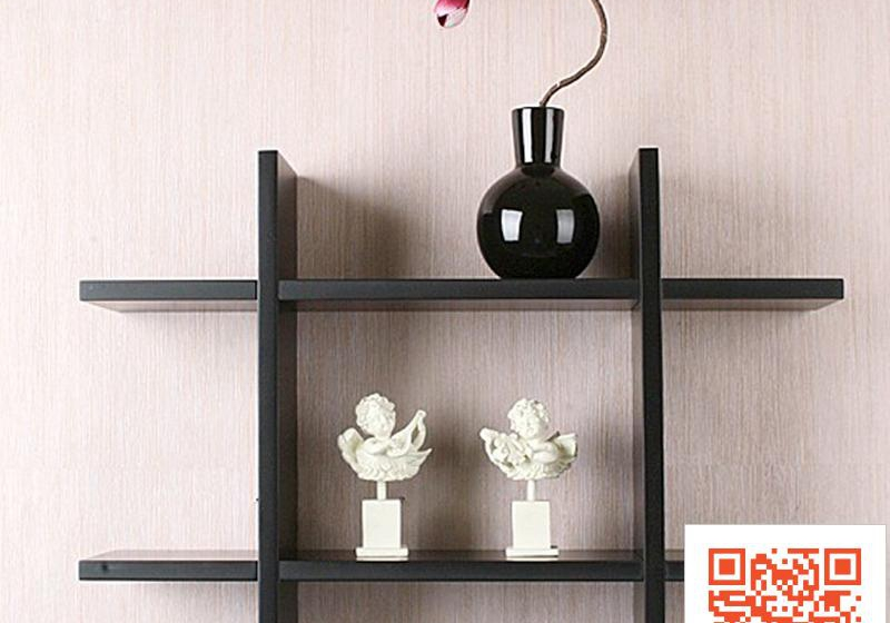 Tic-Tac- frame wall shelf bracket TV background cabinet shelving books(China (Mainland))
