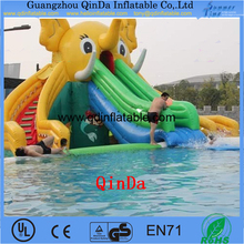 Water park Newest Design Boonie Bears Giant Inflatable Slide For Sale(China (Mainland))