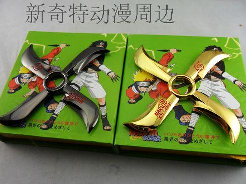 metal shuriken model ninja weapon props for naruto(China (Mainland))