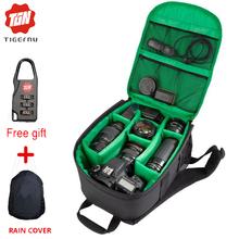 Tigernu Camera Dslr Bag Waterproof New Pattern DSLR Camera Bag Backpack Video Photo Bags for Camera d7100 Small Camera Backpack(China (Mainland))