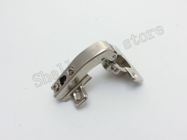 Kitchen Cabinet Hydraulic Damper Full Overlay Door Concealed Hinge Silver Tone(China (Mainland))