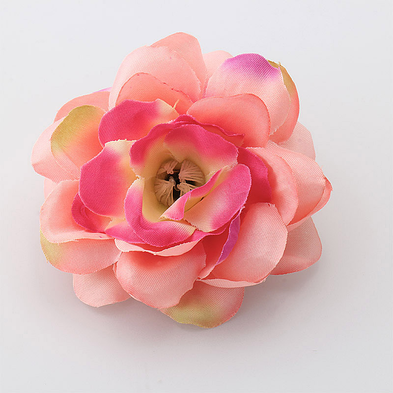 Brand Beauty Flower Hair Clips For Girls Bohemian Style Floral Women Girl Hairpins Accessories Blooming Headwear Wholesale(China (Mainland))