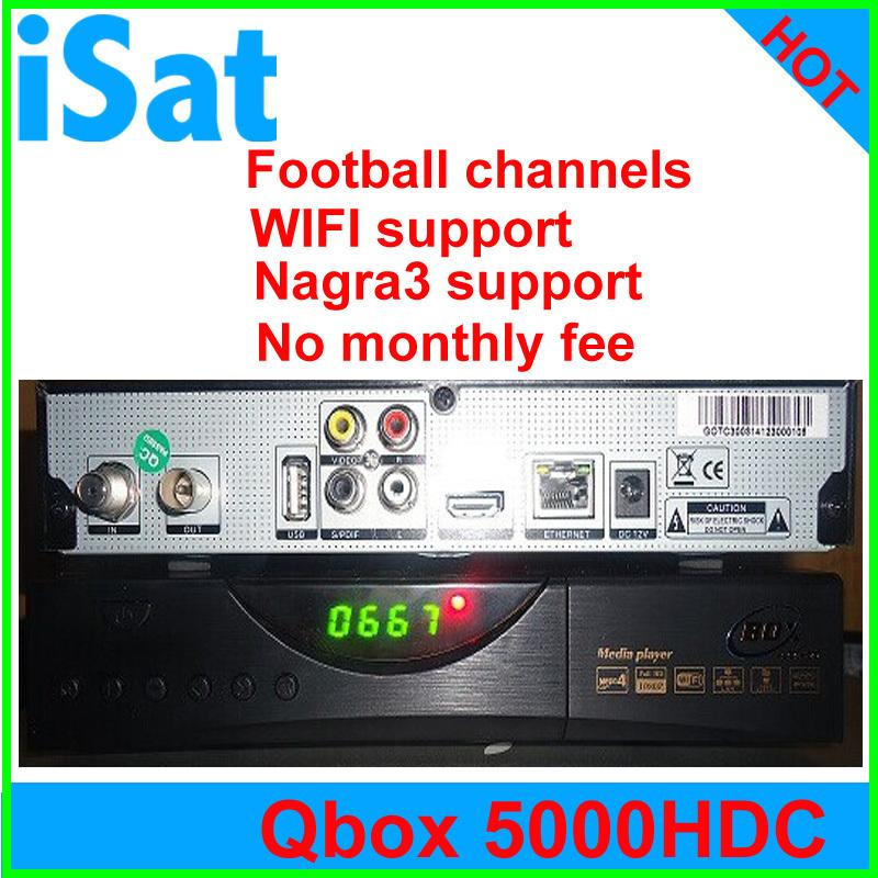 2015 singapore starhub cable box blackbox HD Cable TV box Receiver QBOX 5000HDC/QBOX 4000HDC/BlackBox 700HDC football CH N3+wifi(China (Mainland))