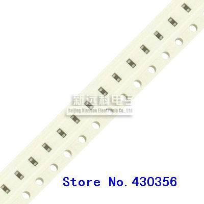 Free shipping 0603 SMD capacitor 1UF 50V 105M 200pcs(China (Mainland))