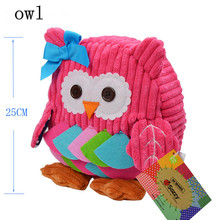 Kid Plush School Backpacks cute bag Children Backpacks Shoulder Bag 25cm(China (Mainland))