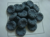 Grey 10 sets= 20pcs thumbstick grips for PS3 XBOX 360 One WII Wii u 9 Colors available  free shipping