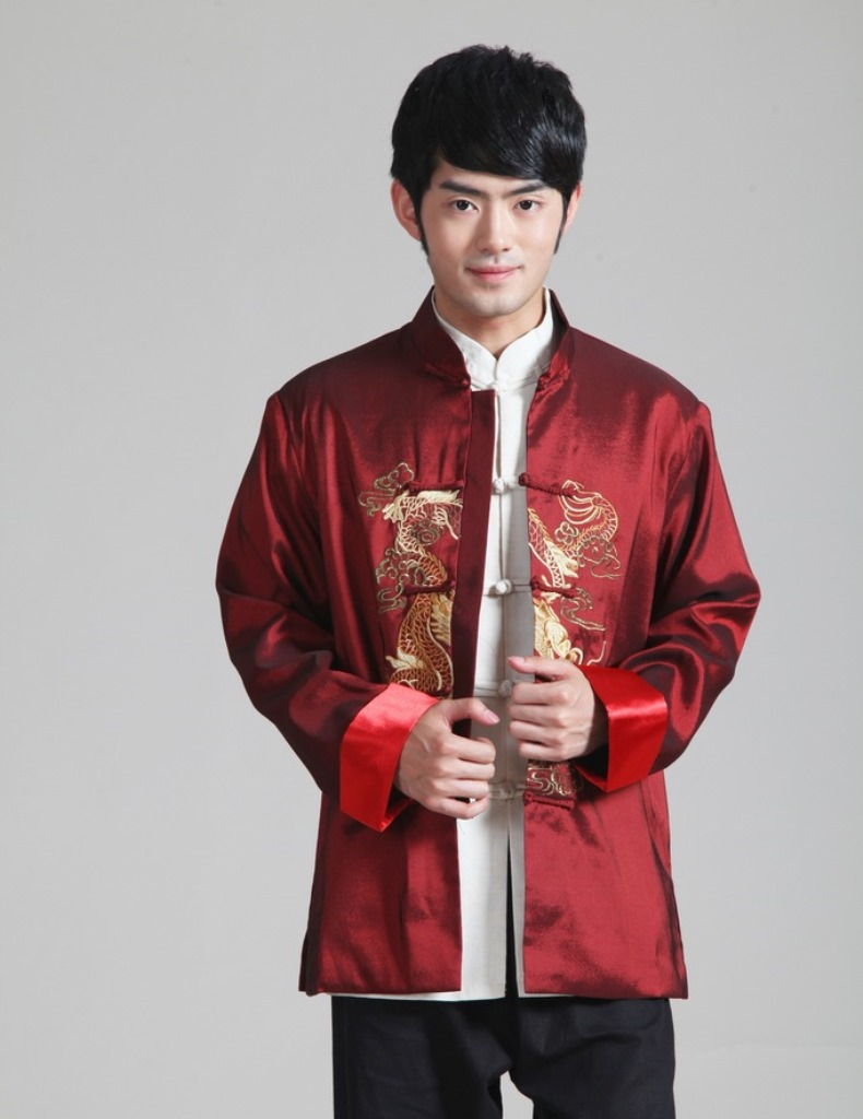Popular Traditional Chinese Clothing for Men-Buy Cheap ...