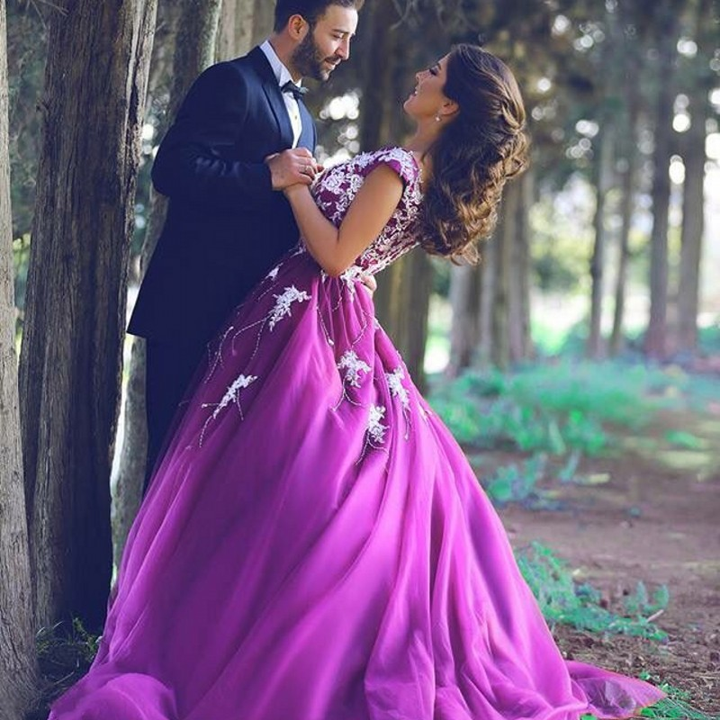 Romantic Prom Dresses - Homecoming Prom Dresses
