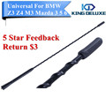 Universal 16 inch Car Roof Mast Whip Radio Antenna For VW For BMW Z3 Z4 M3