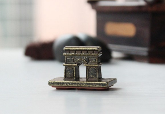 New creative cute Vintage Triumphal arch design DIY Multifunction metal stamp /funny stamp/FreeShipping/Wholesale<br><br>Aliexpress