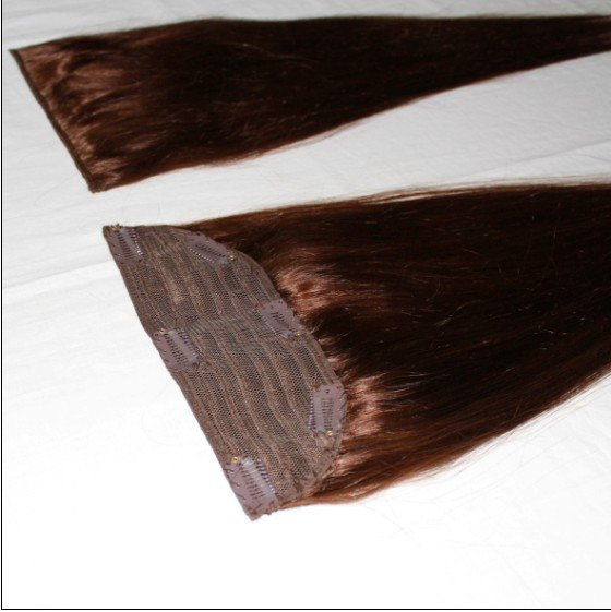 Здесь можно купить  clip hair piece 9*2 inch/ 22