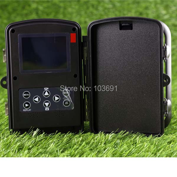 Battery Powered Wireless IP Video Camera For Hunting, 6 months standby time(China (Mainland))