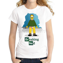 Buy 2017 Women Funny Breaking Bad Design T shirt Novelty Tops Lady Custom Printed Short Sleeve Tees for $7.27 in AliExpress store
