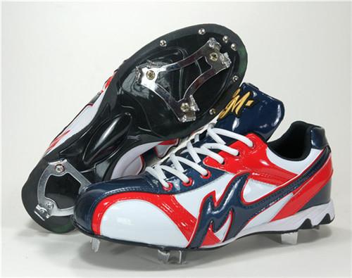 2017 new baseball shoes Europoe size 36-44(China (Mainland))