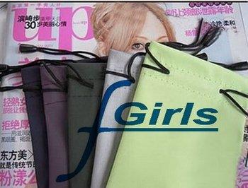 Soft Cloth Dust bag Sunglasses/glasses Pouches, 500pcs/lot,wholesale,free shipping