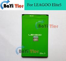 100% оригинальный аккумулятор для LEAGOO элитный 5 замена 4000 мАч назад — резервный аккумулятор для LEAGOO элитный 5 смартфон в наличии