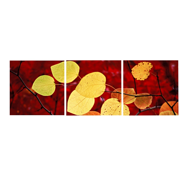 Oil Paintings Canvas Wall Art 3 Pcs Modern Wall Pictures