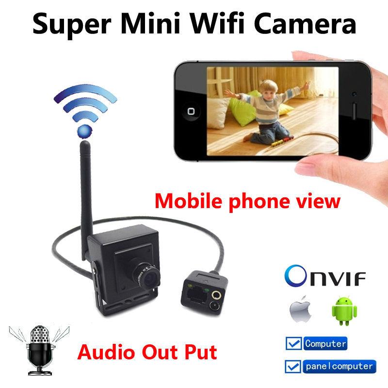 new super mini ip camera wireless 720p cameras wifi cctv video audio camera indoor. Black Bedroom Furniture Sets. Home Design Ideas