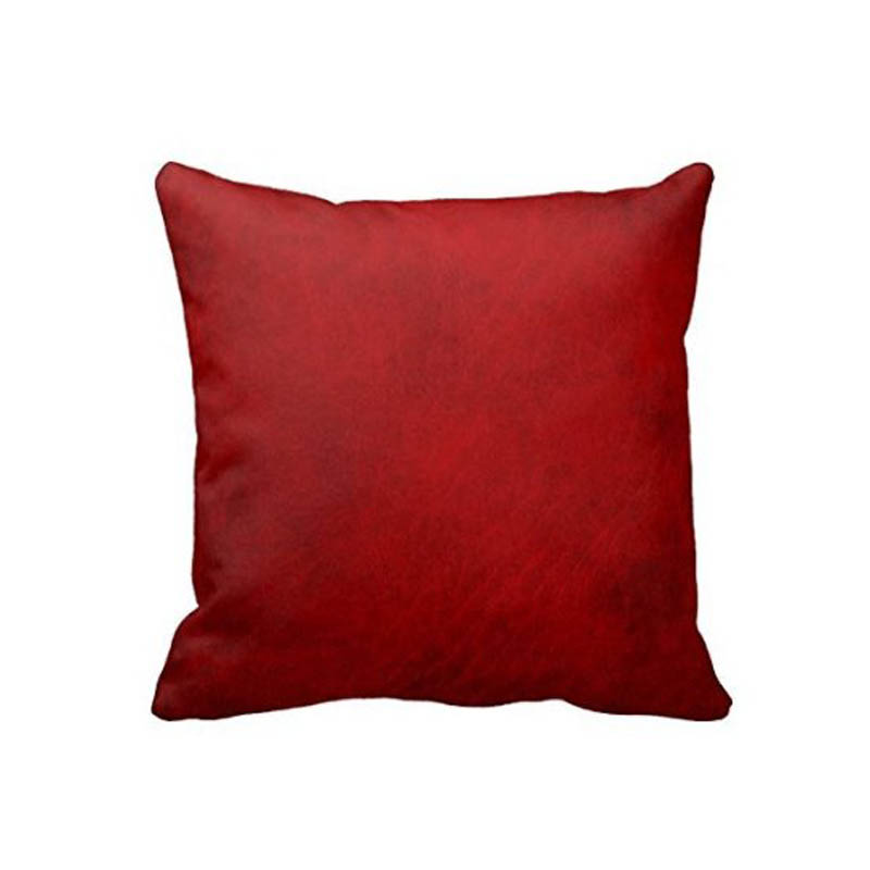 Red Leather Decorative Pillow : Compare Prices on Leather Throw Pillows for Sofa- Online Shopping/Buy Low Price Leather Throw ...