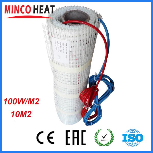 10SQM 100W/SQM 220V heating mats<br><br>Aliexpress