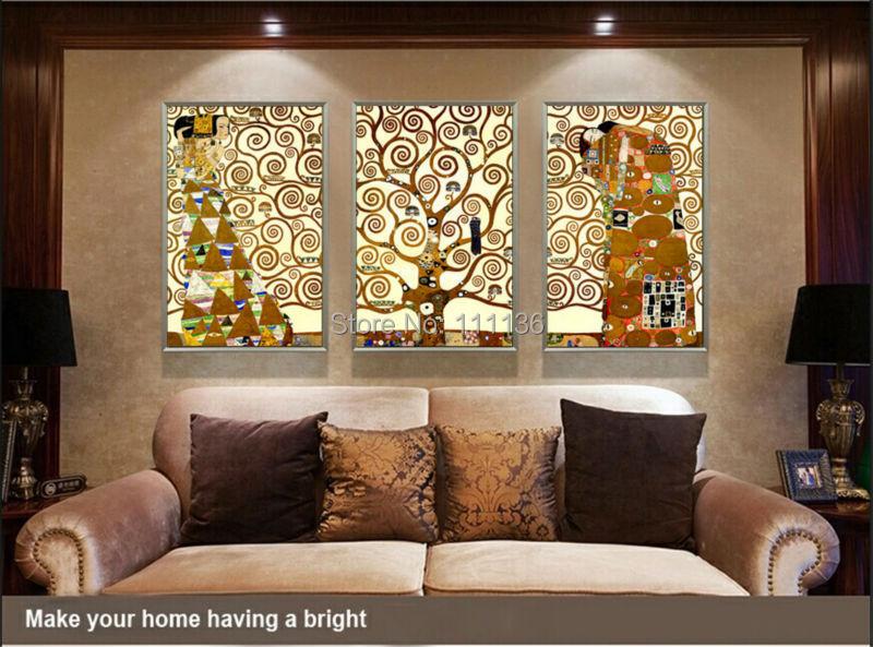 gustav klimt kunstwerk koop goedkope gustav klimt kunstwerk loten van chinese gustav klimt. Black Bedroom Furniture Sets. Home Design Ideas