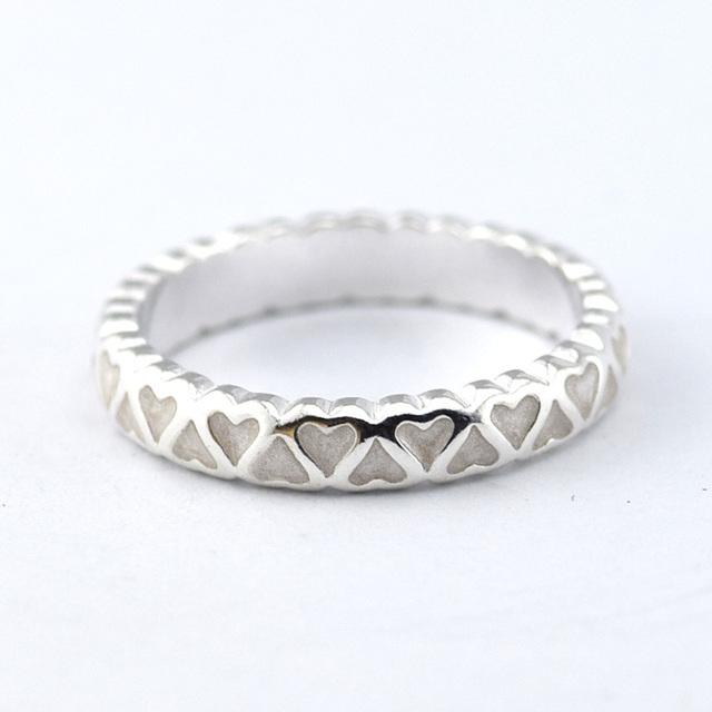 Серебро 925 ювелирных изделий эмаль кольцо обилие любви европейской 2015 новые кольца для женщин DIY мода аксессуары и украшения оптовая продажа